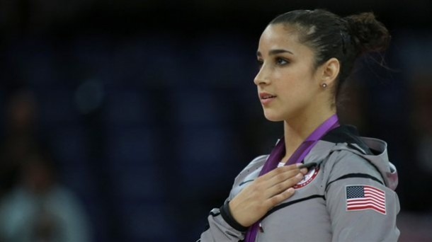 ... com/v/6OPEw/Aly-Raisman-Wins-Olympic-Gold-In-Gymnastics-Floor-Exercise