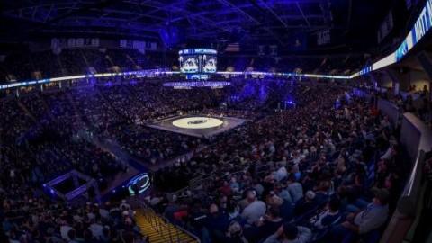 PSU Wrestling BJC photo