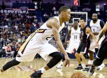 tim frazier new orleans photo