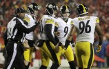 Steelers Boswell Chiefs AFC Playoff 2017
